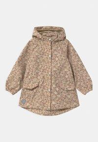Wheat - ADA TECH UNISEX - Vodotěsná bunda - light pink - 0
