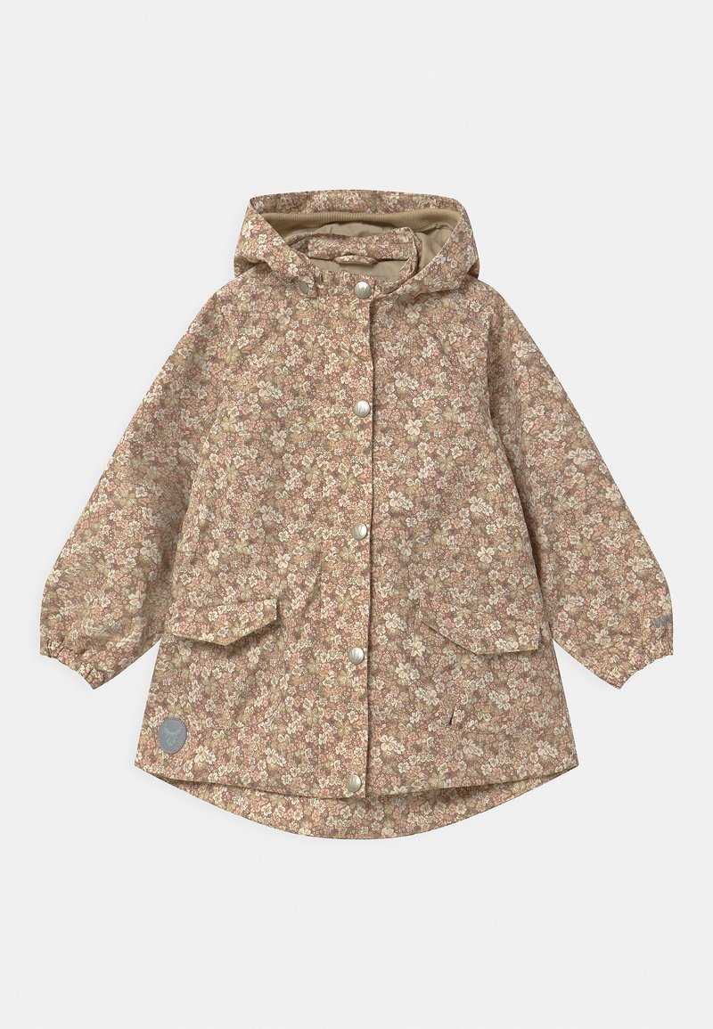 Wheat - ADA TECH UNISEX - Vodotěsná bunda - light pink