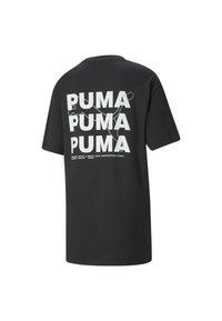 Puma - Print T-shirt - black - 5