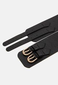 Pieces - PCWILLA WAISTBELT - Waist belt - black - 1