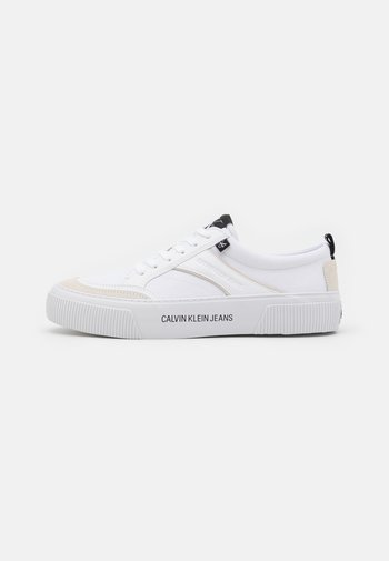 LACEUP MIX - Trainers - bright white