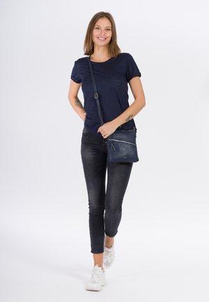 ALESSIA - Across body bag - blue