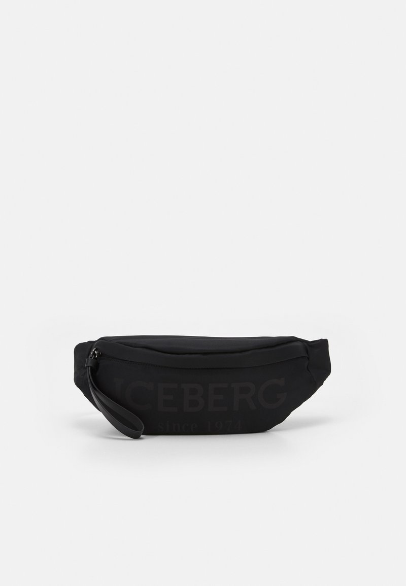 Iceberg - UNISEX - Bum bag - black