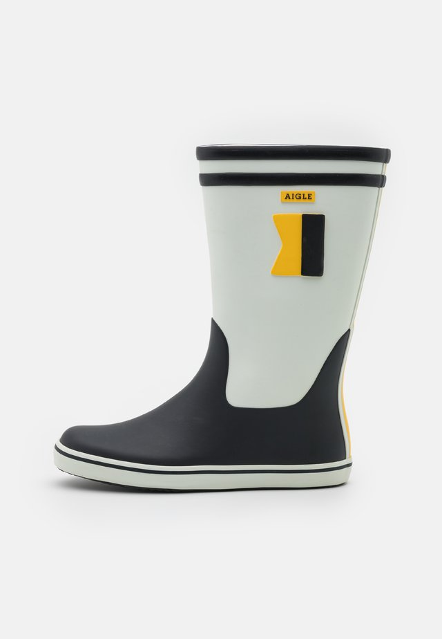 MALOUINE - Wellies - blanc
