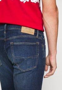Polo Ralph Lauren - PARKSIDE ACTIVE TAPER STRETCH JEAN - Straight leg jeans - rockton stretch - 4