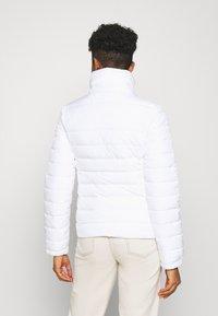 Superdry - CLASSIC FUJI JACKET - Winter jacket - white - 3