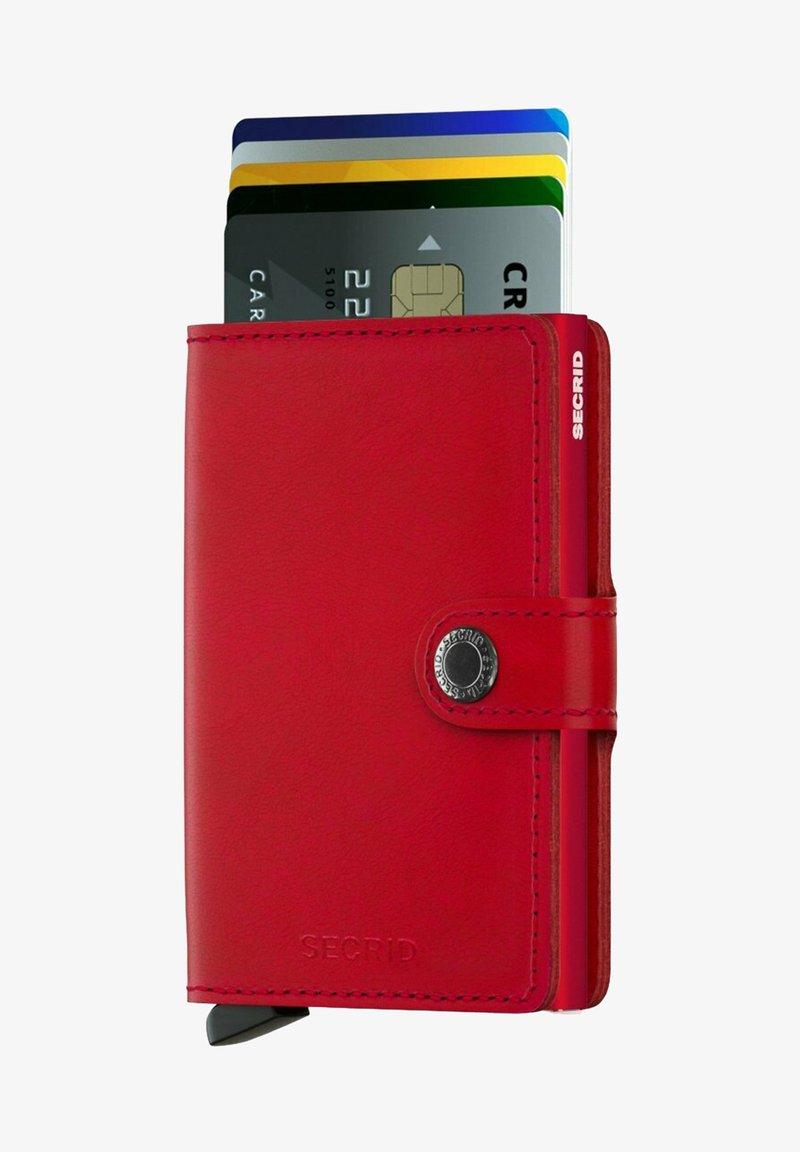 Secrid - Wallet - red