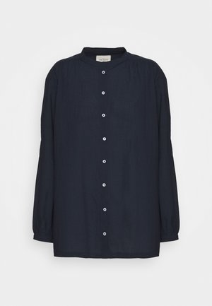 MINNIE - Button-down blouse - saphire