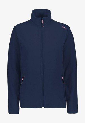Fleece jacket - royal blue