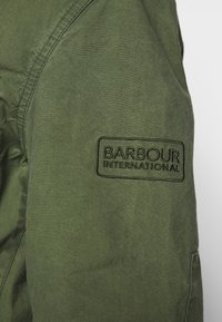 Barbour International - COLOURED DUKE CASUAL - Summer jacket - racing green - 4
