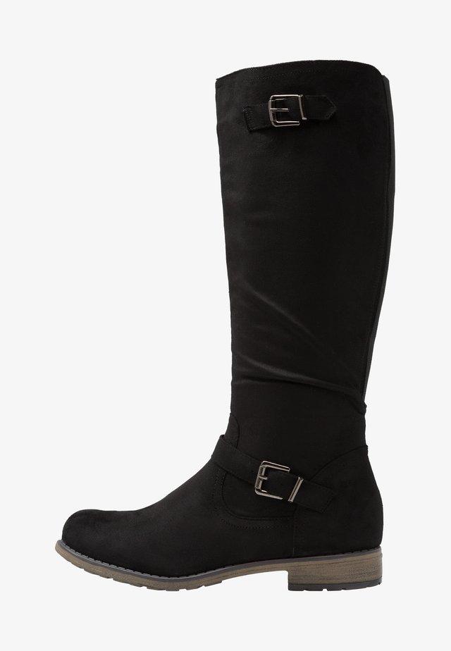 VANESSA - Høje støvler/ Støvler - black