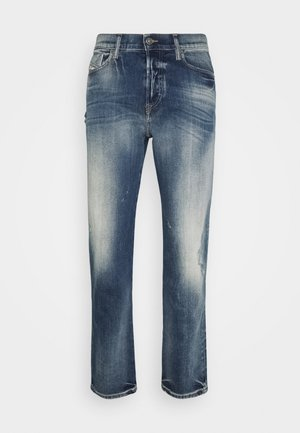 D-FINING - Straight leg jeans - medium blue