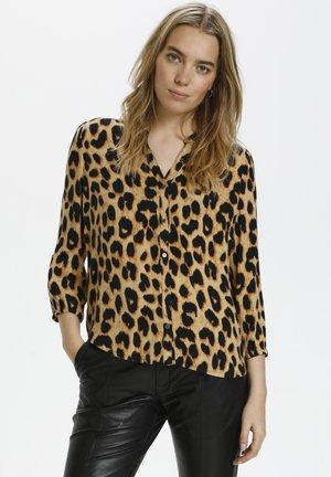 Blouse - leopard
