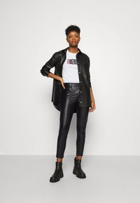 Levi's® - ANKLE - Trousers - night - 1