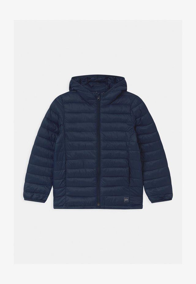 BOY PUFFER - Winter jacket - elysian blue