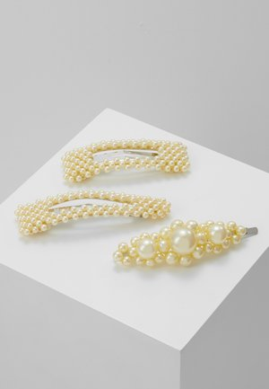 Hair Styling Accessory - pale banana