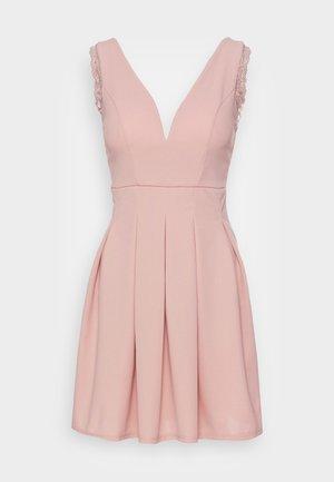 SKATER DRESS - Vestido ligero - blush pink