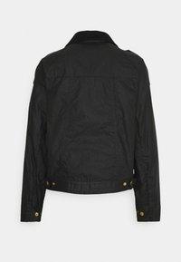 Barbour International - BURNOUT - Summer jacket - black - 1