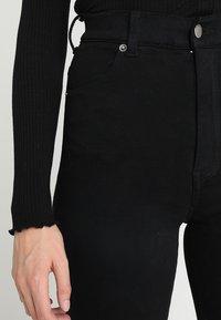 Dr.Denim - MOXY - Jeans Skinny Fit - black - 3