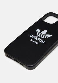 adidas Originals - IPHONE 12/ IPHONE 12 PRO - Phone case - black/white - 3