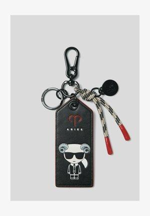 K/ZODIAC ARIES - Key holder - black/multi