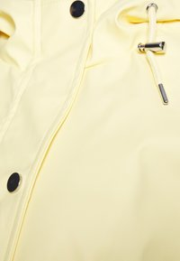 Dorothy Perkins Maternity - MATERNITY SHORT RAINCOAT - Regnjakke - lemon - 2