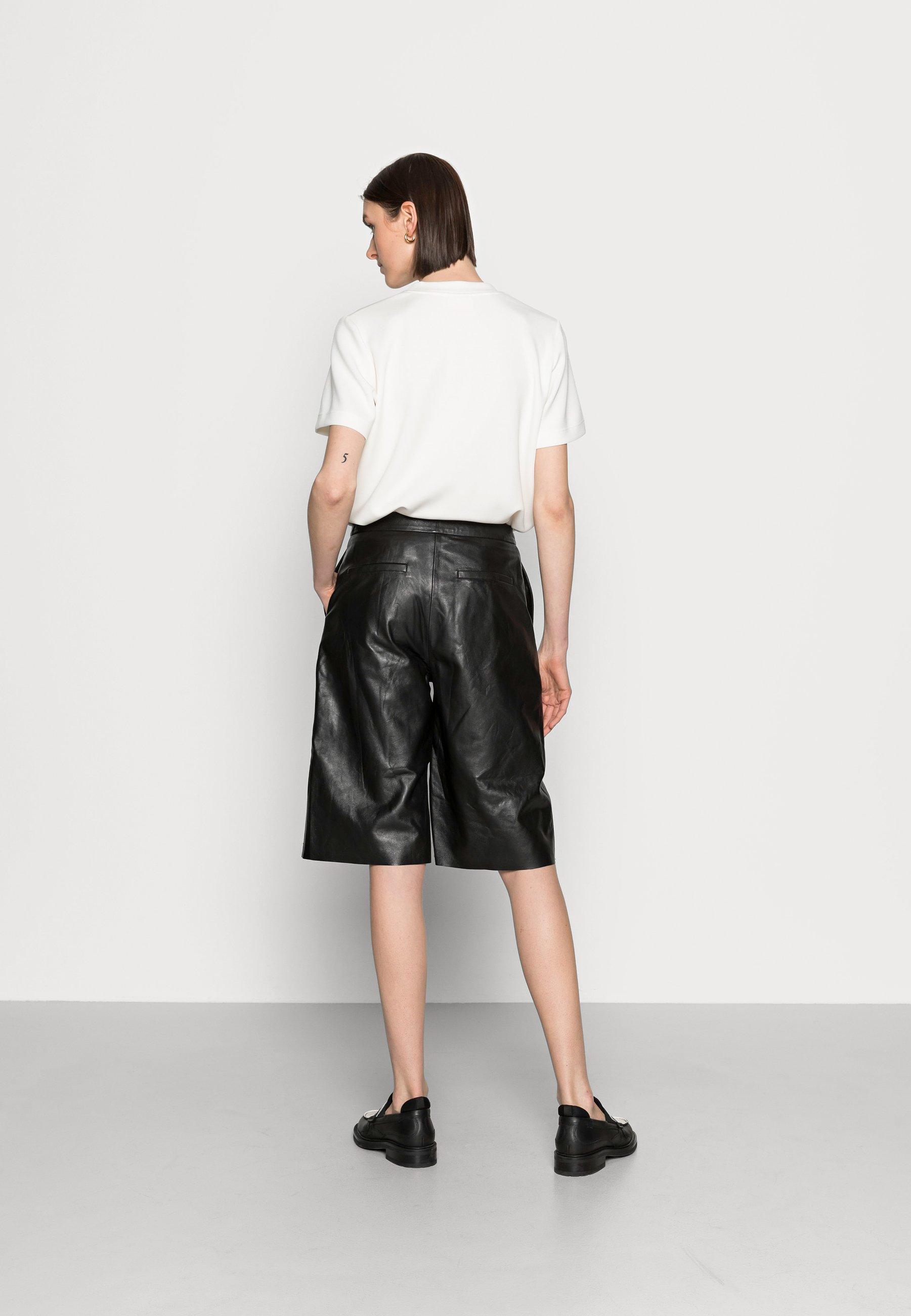 Femme JOYCE - Jupe en cuir