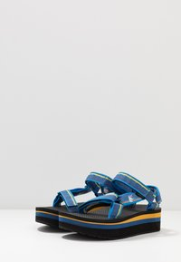 Teva - FLATFORM UNIVERSAL WOMENS - Outdoorsandalen - dark blue - 2