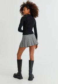 PULL&BEAR - Pullover - black - 2