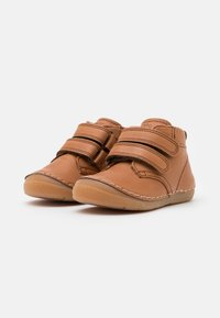 Froddo - PAIX UNISEX - Touch-strap shoes - brown - 1