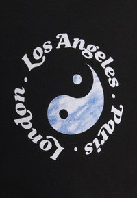 Daily Basis Studios - CITY PRINT TEE UNISEX - Print T-shirt - black - 2