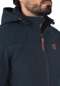 INDICODE JEANS - Outdoor jacket - navy - 3