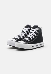 Converse - CHUCK TAYLOR ALL STAR LIFT - Sneaker high - black/white - 1