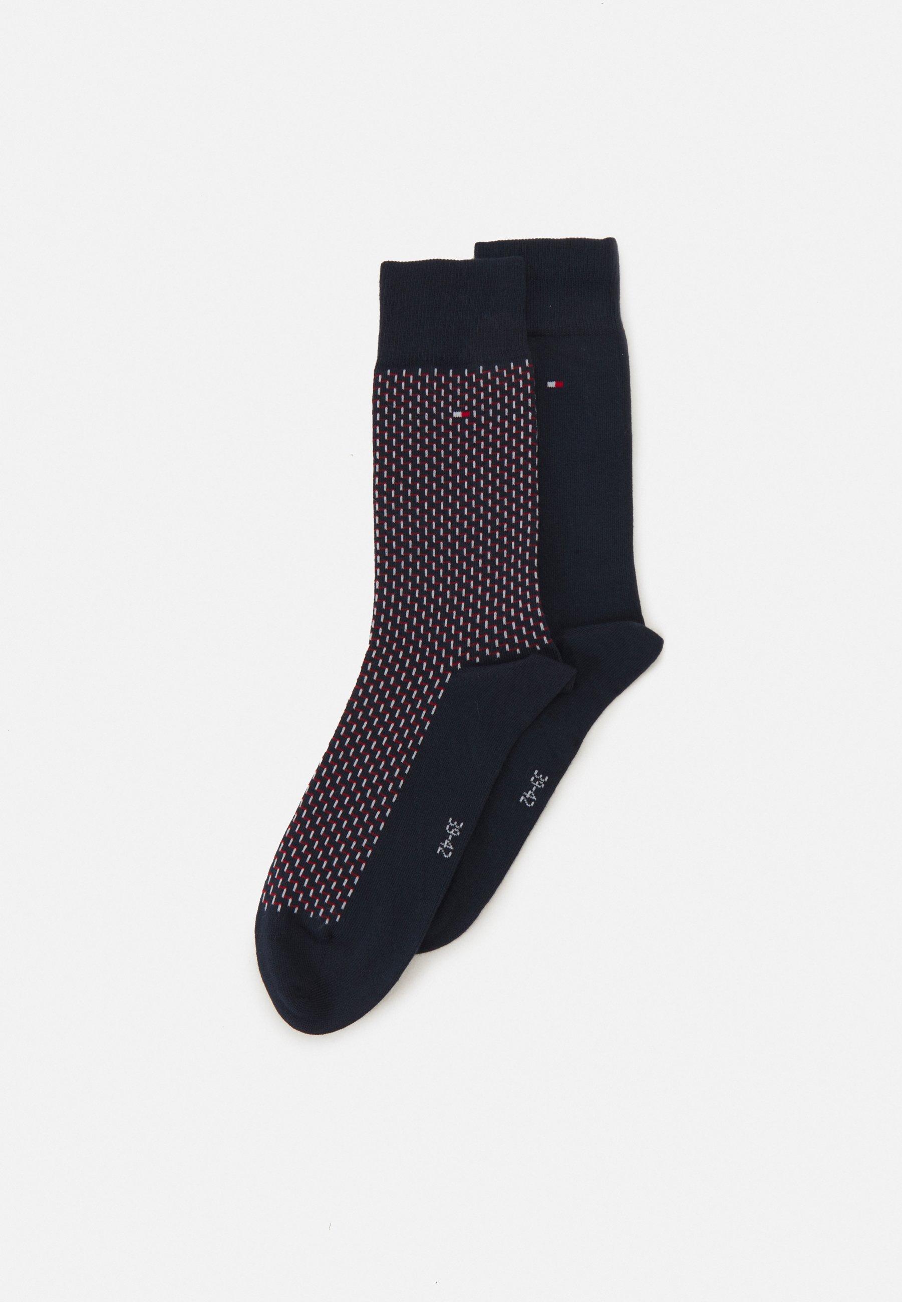 Men MEN SEASONAL SOCK GRAPHIC 2 PACK - Socks