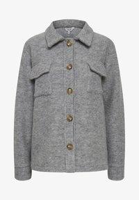 b.young - Summer jacket - light grey melange - 4