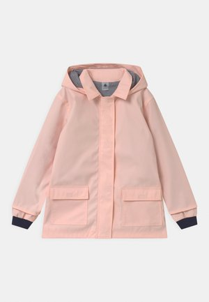 LOUNA CIRE  - Waterproof jacket - minois