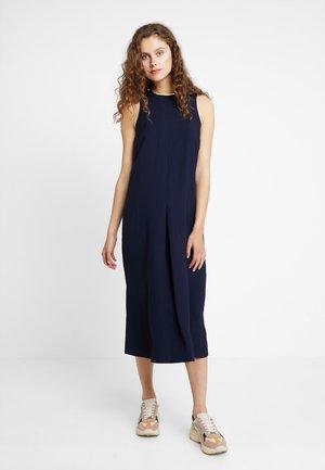 Maxi dress - dark blue/green