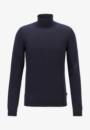 MUSSO - Jumper - dark blue