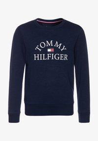 Tommy Hilfiger - ESSENTIAL LOGO  - Sweatshirt - blue - 0