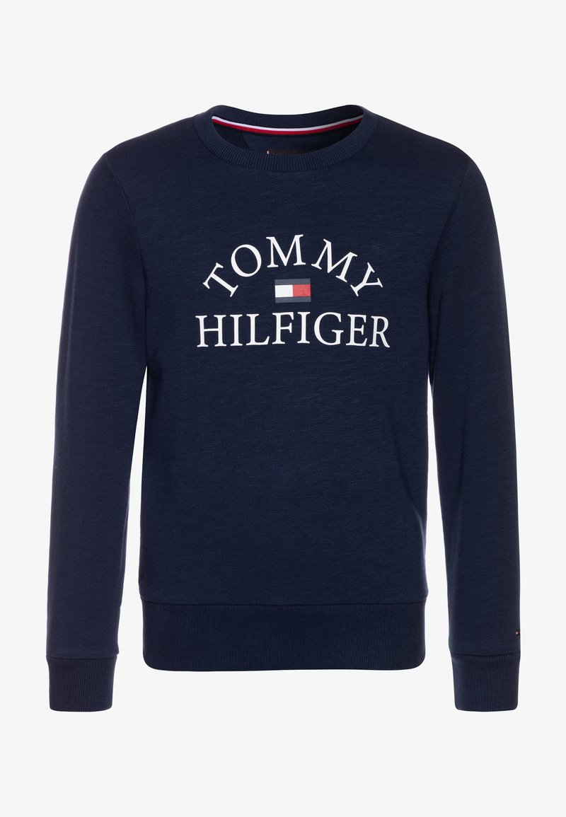 Tommy Hilfiger - ESSENTIAL LOGO  - Sweatshirt - blue