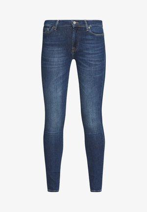 Skinny džíny - elite mid blue