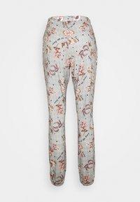Hunkemöller - PANT MEADOW BLOOM - Pyjama bottoms - warm grey - 1