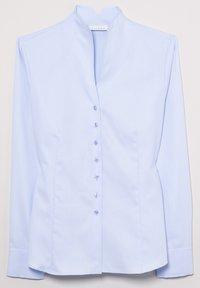 Eterna - MODERN CLASSIC REGULAR FIT - Button-down blouse - hellblau - 4