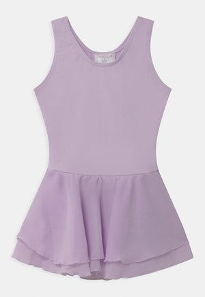 BALLET - trikot na gymnastiku - lavander