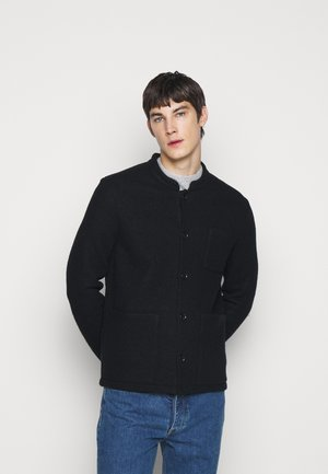 OSWALD HYBRID - Summer jacket - black