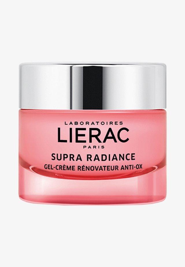 LIERAC GESICHTSPFLEGE SUPRA RADIANCE ANTI-OX GEL-CREME - Face cream - -