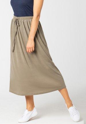 Sports skirt - olivgrün