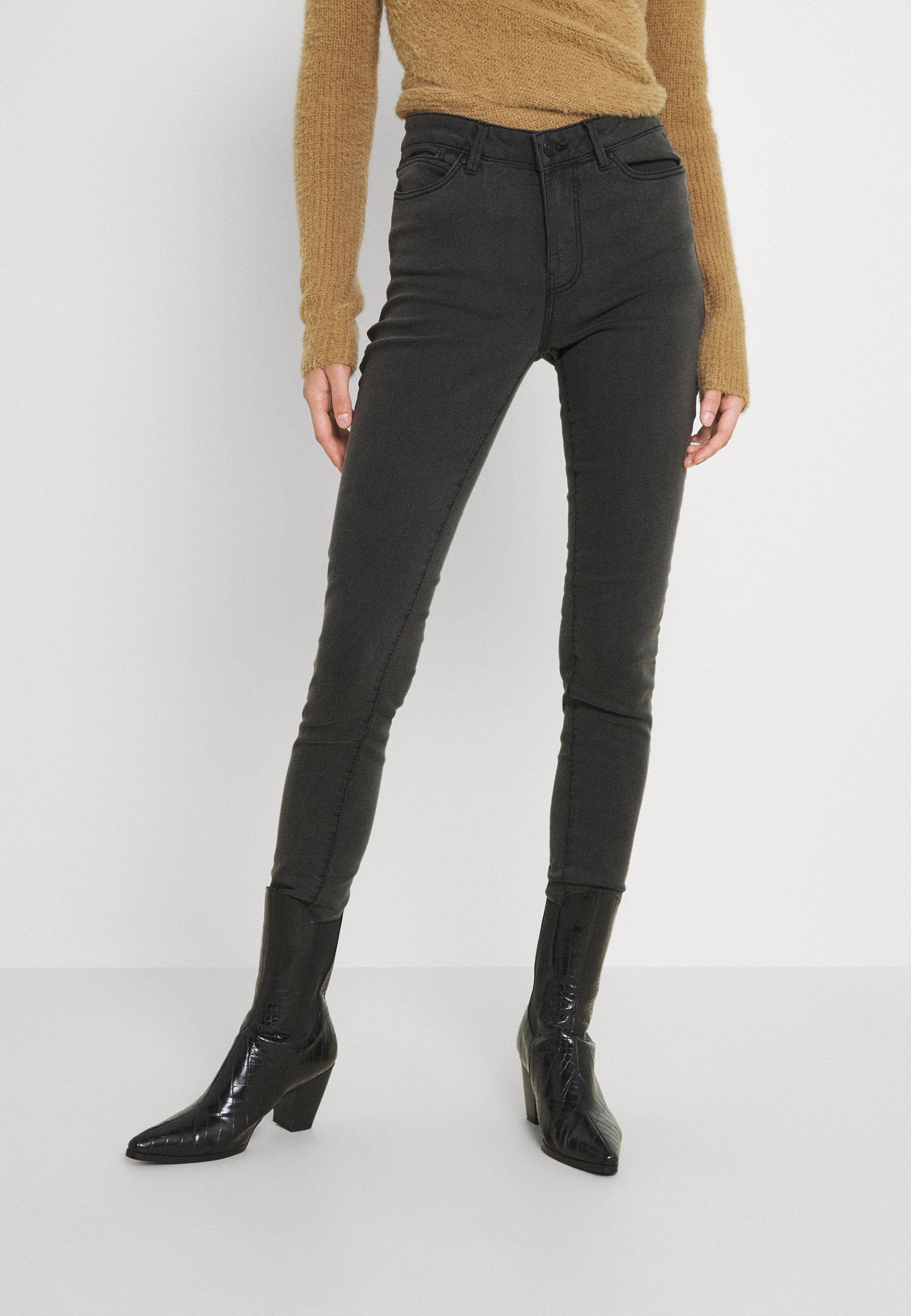 Damen VMJUDY JEGGING  - Jeans Skinny Fit