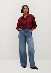 Violeta by Mango - MILI - Button-down blouse - rot - 1