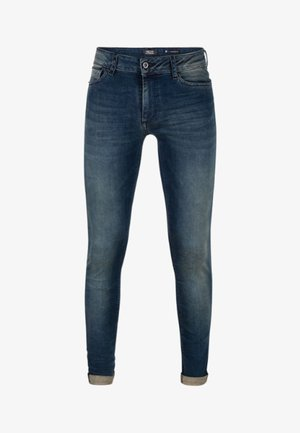 JAXX SUPER - Jeans Skinny Fit - blauw